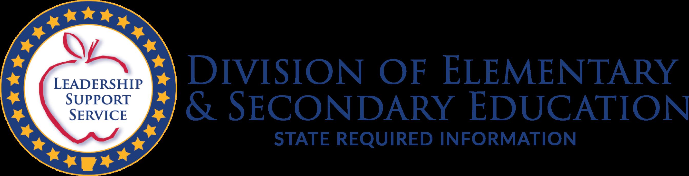 Arkansas DESE State Required Information