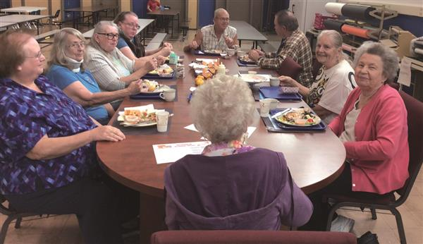 Senior Meals