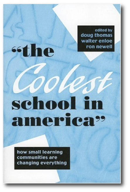 photo of the coolest school in america book