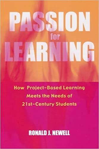 photo of passion for learning book