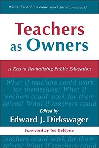 photo of teachers as owners book