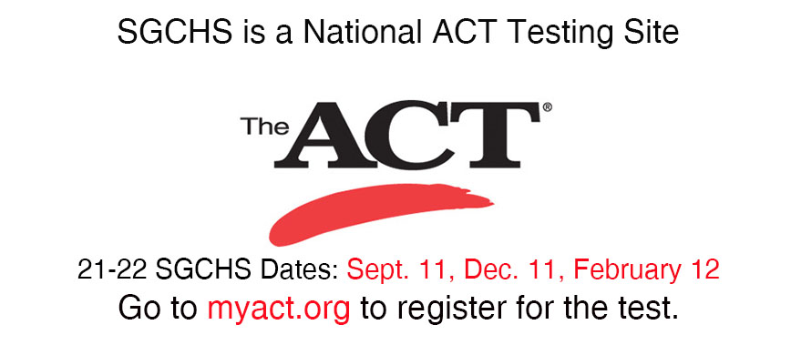 ACT National Testing Site