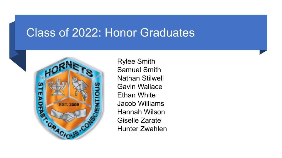 Honor Grad