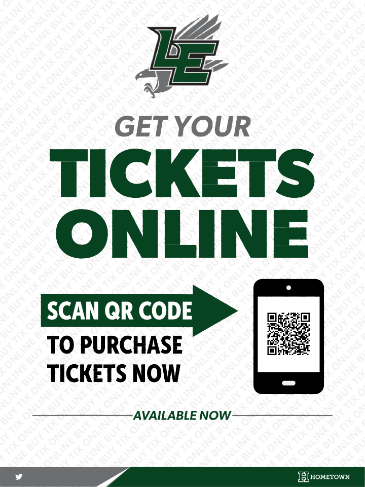 Athletic Tickets online QR Code