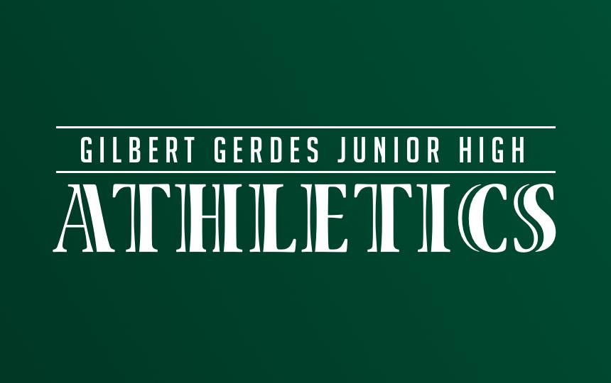 Gilbert Gerdes Junior High Athletics