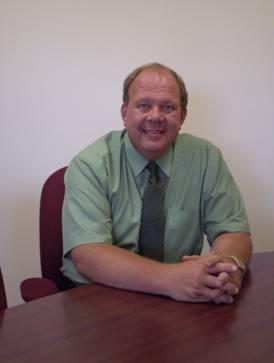 A photo of Dr. Steve Willard.