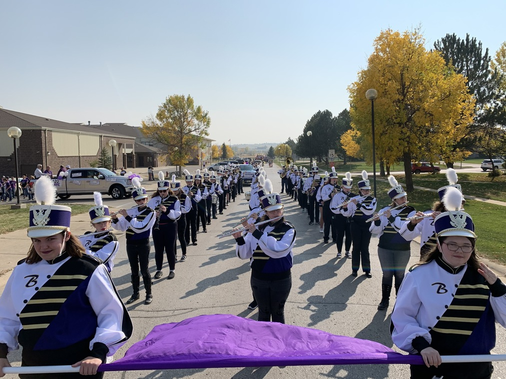 HS Marching Band / HoCo 2020