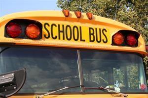 Photo of a School Bus.