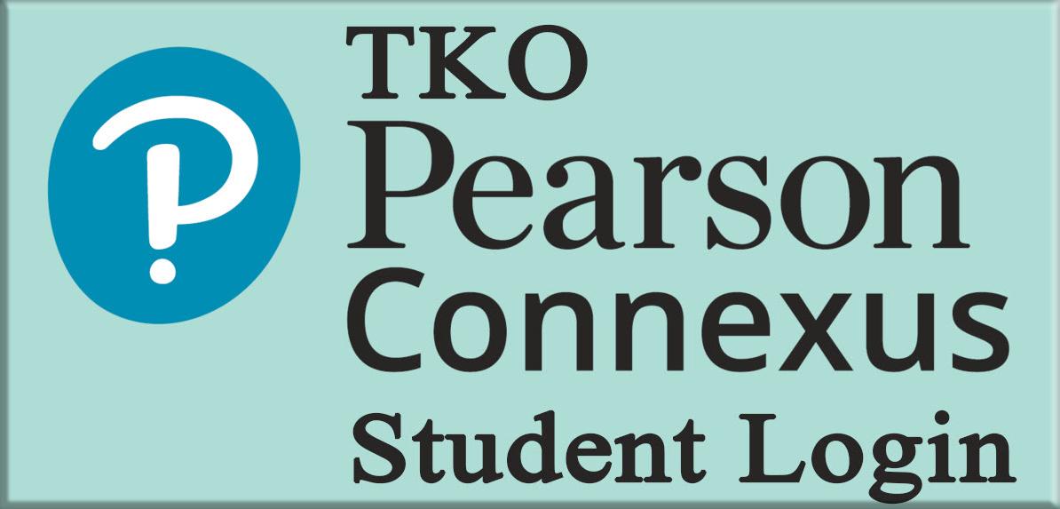 Pearson Login Student