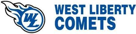 West Liberty Comets with Comet Logo