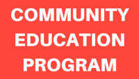 community edu program