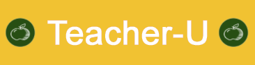 Teacher University Header