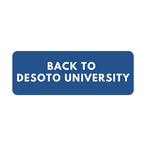back to desoto university button