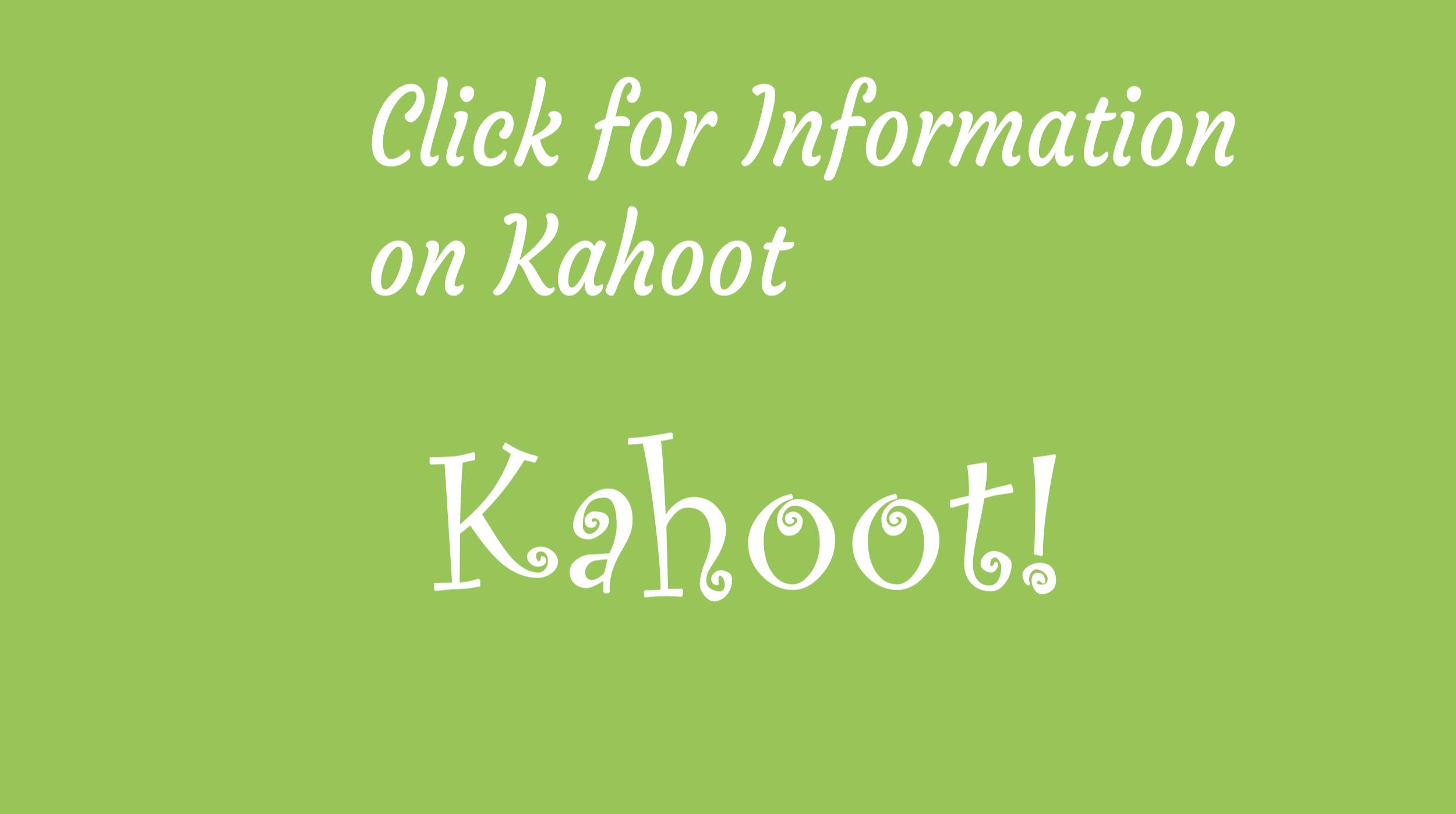 kahoot image