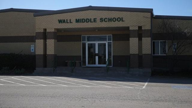 Wall Middle School Building