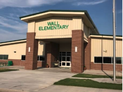 Wall Elementary School Building