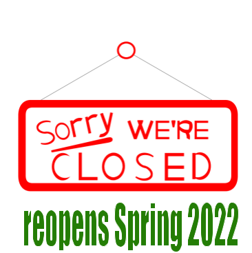 reopens spring 2022