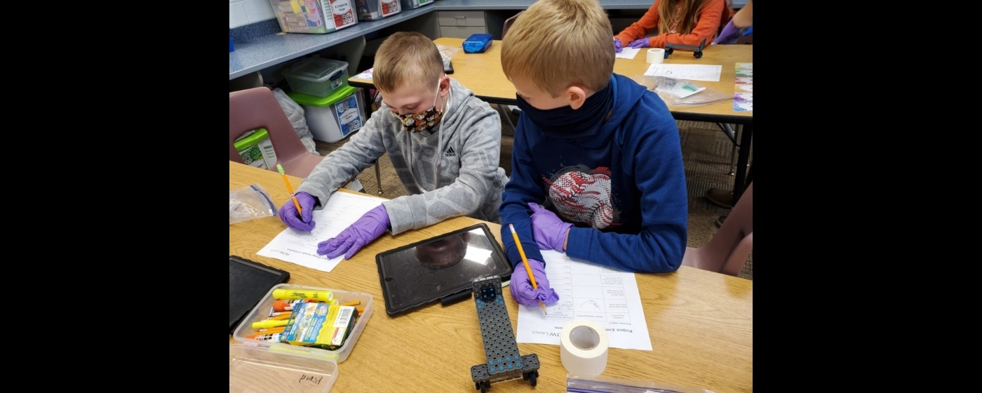 Project Lead The Way, Students at Van Duyn Elementary