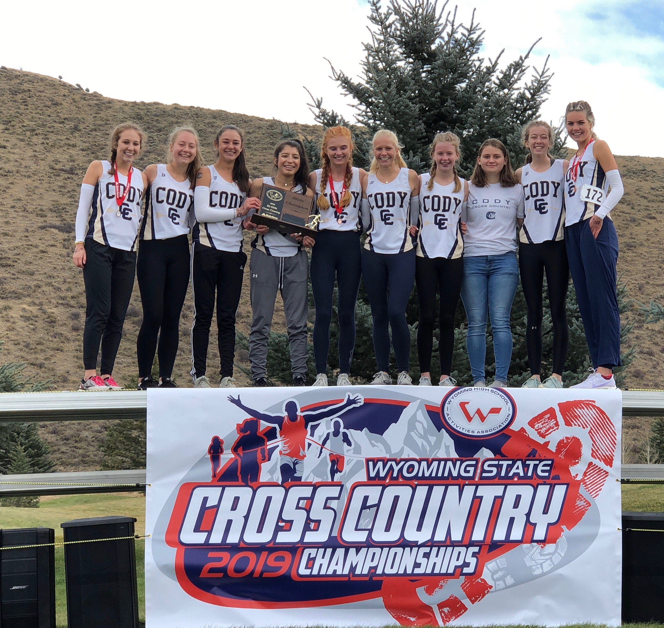 Wyoming State Cross Country 2019 Championships