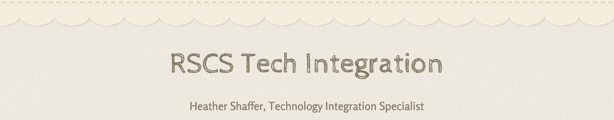 RSCS Tech Integration