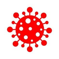 Positive COVID Icon