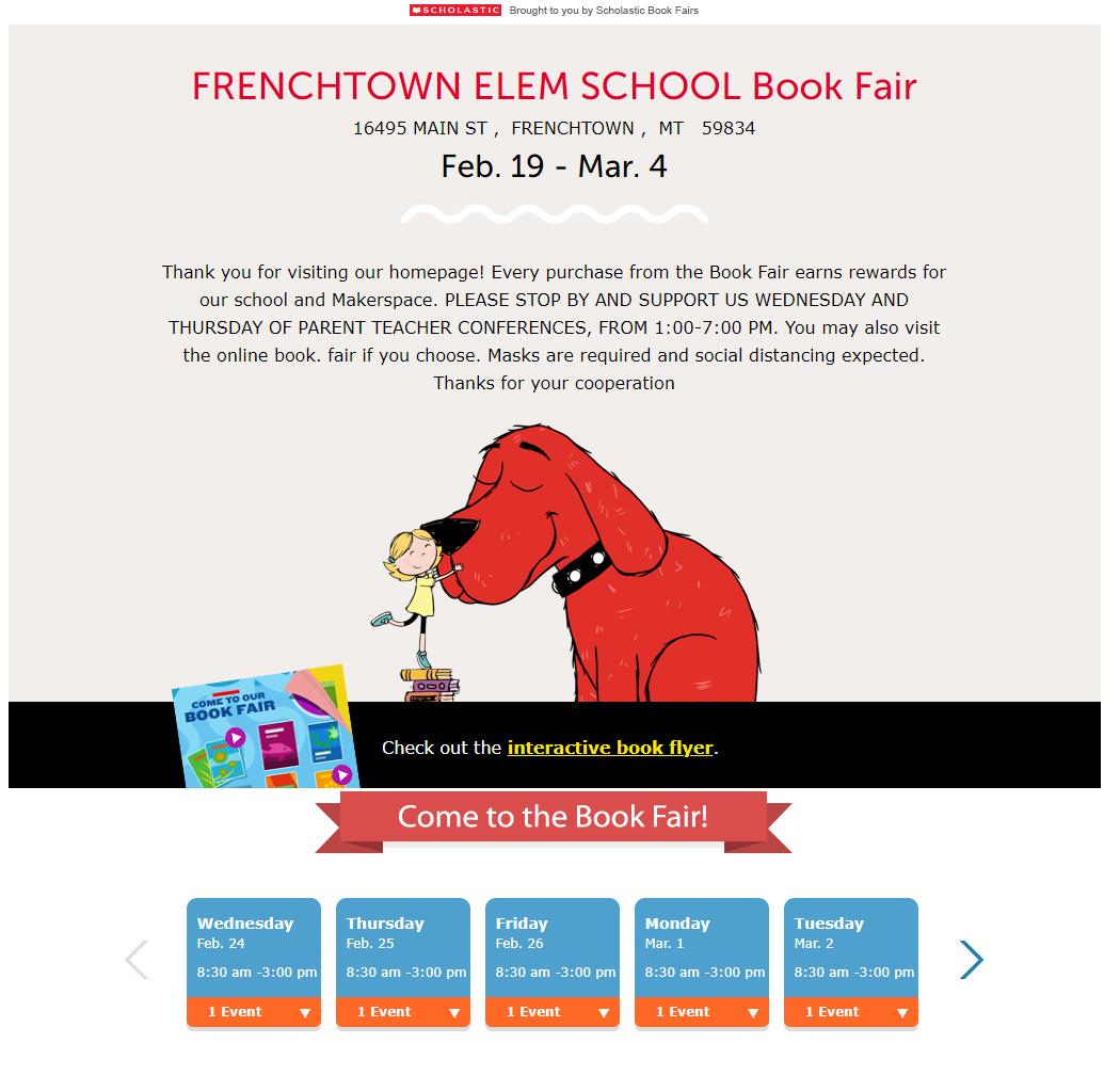 Book Fair Logo