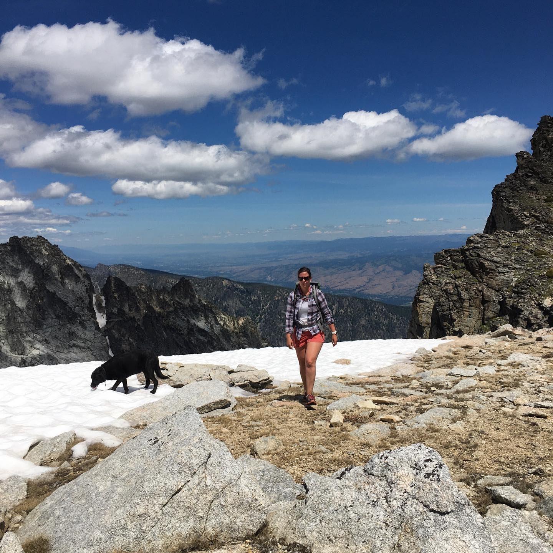 mrs rugg hiking