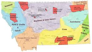 montana native american reservations