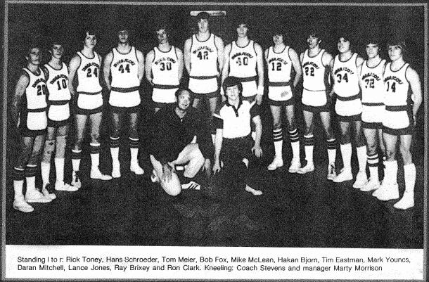 HOF 1983 Boy's Basketball