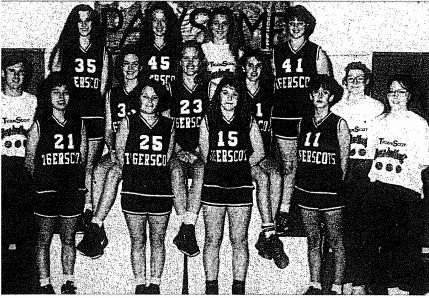 HOF 1992 Girl's Basketball