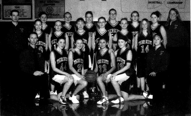 HOF 2005 Girls Basketball