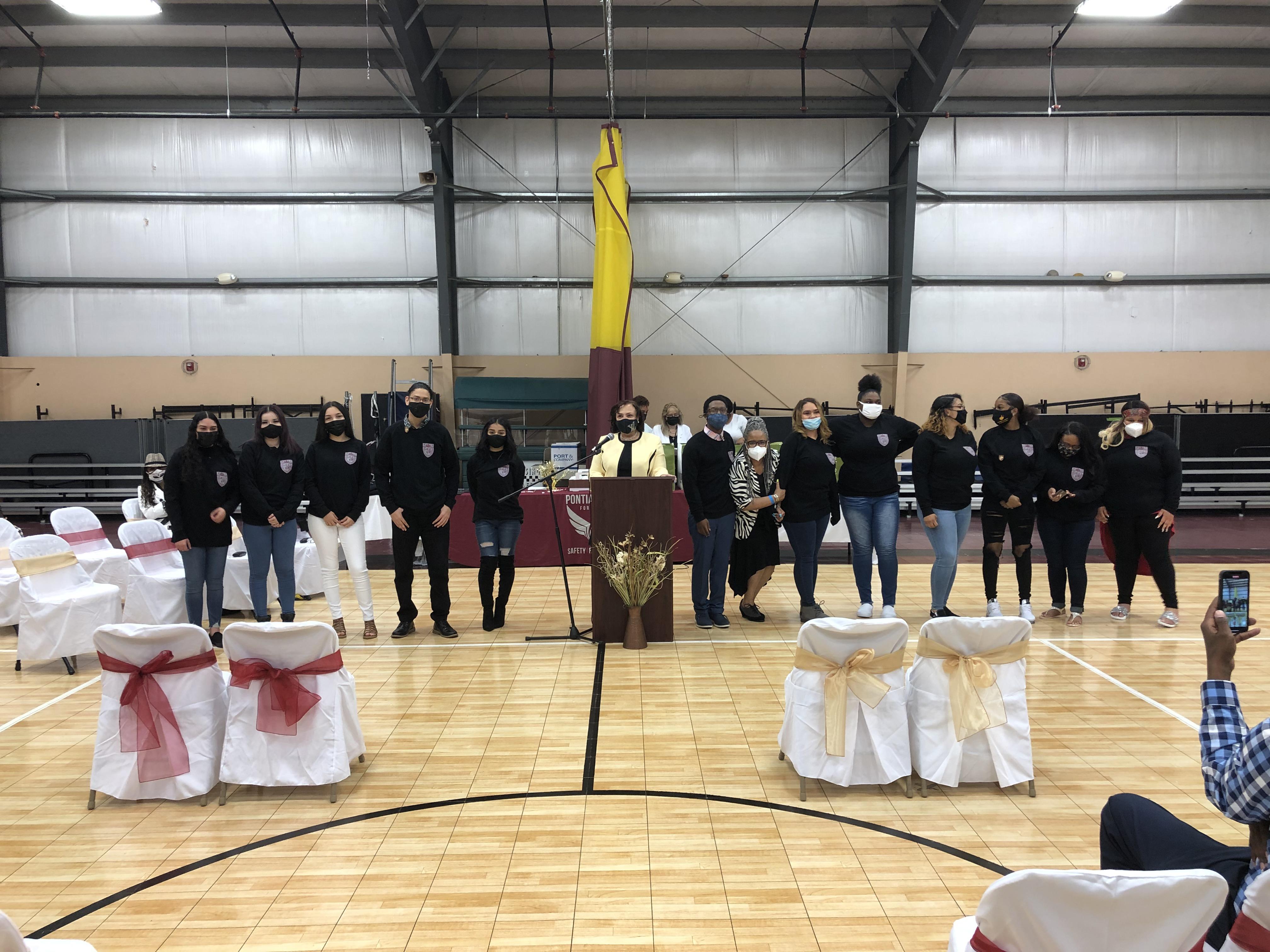 2021 Senior Pinning Ceremony