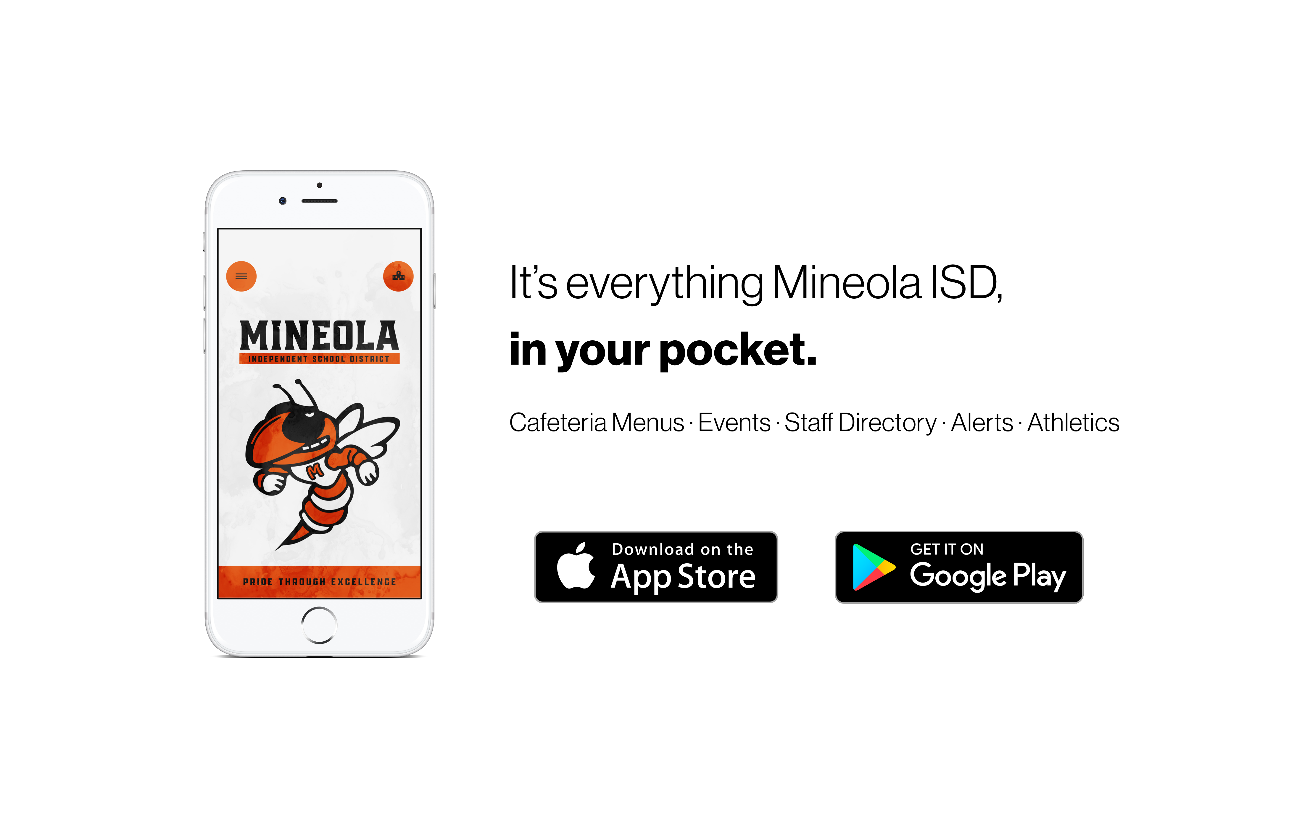 Mineola ISD's New App