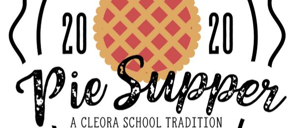 Virtual Pie Supper November 11 - 13