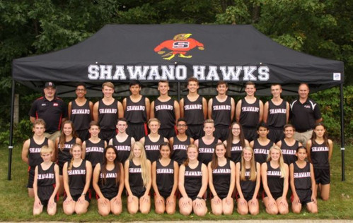 2019 Boys' and Girls' Cross-Country Teams