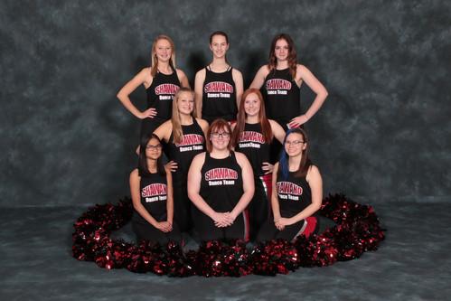 2019-20 Dance Team