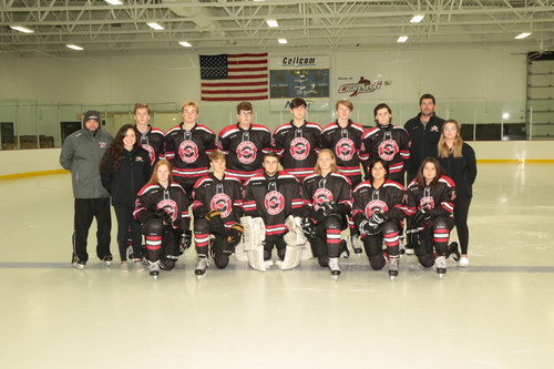 2019-20 Hockey Team