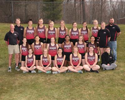 2018-2019 Girls Track Team