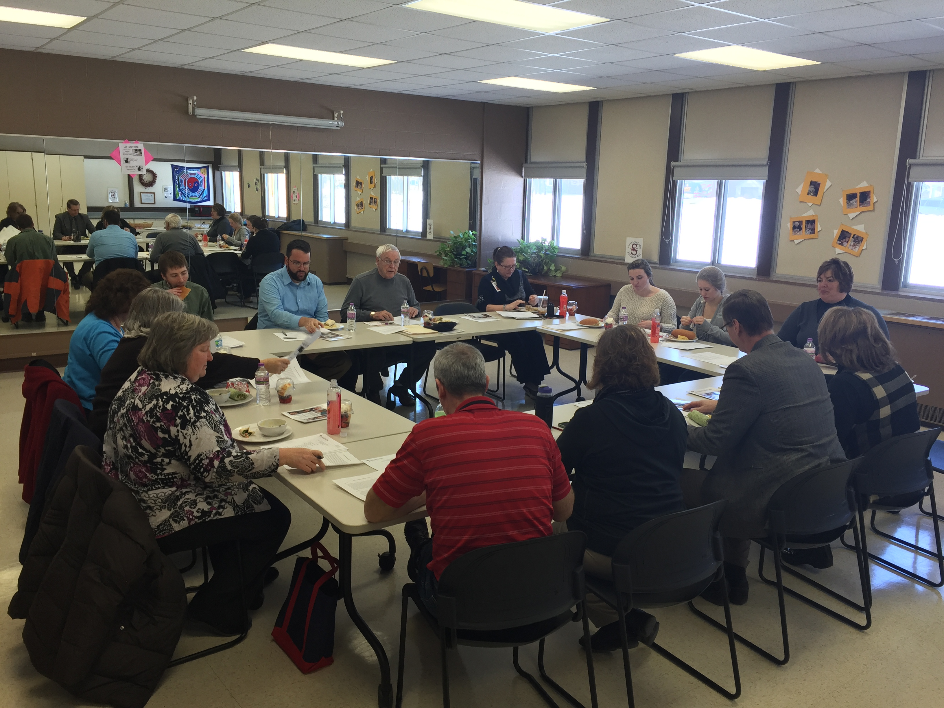 COMMUNITY EDUCATION ADVISORY COUNCIL
