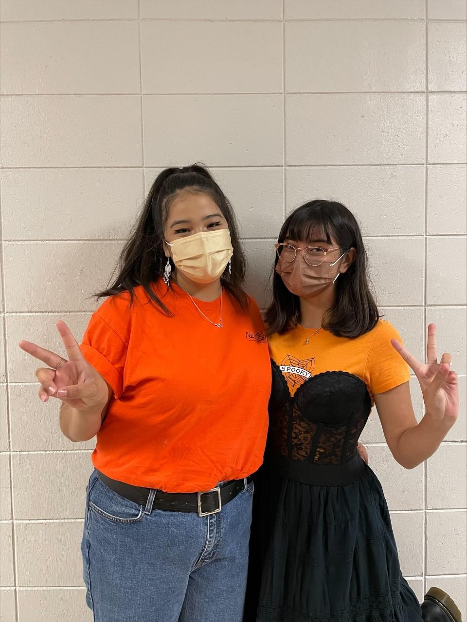 Orange Shirt HS 1