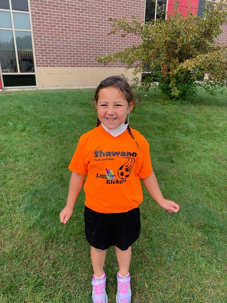 Orange Shirt HC 2
