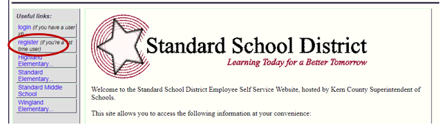 Standard School District