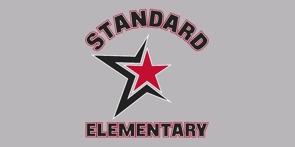 Standard Elementary School Logo