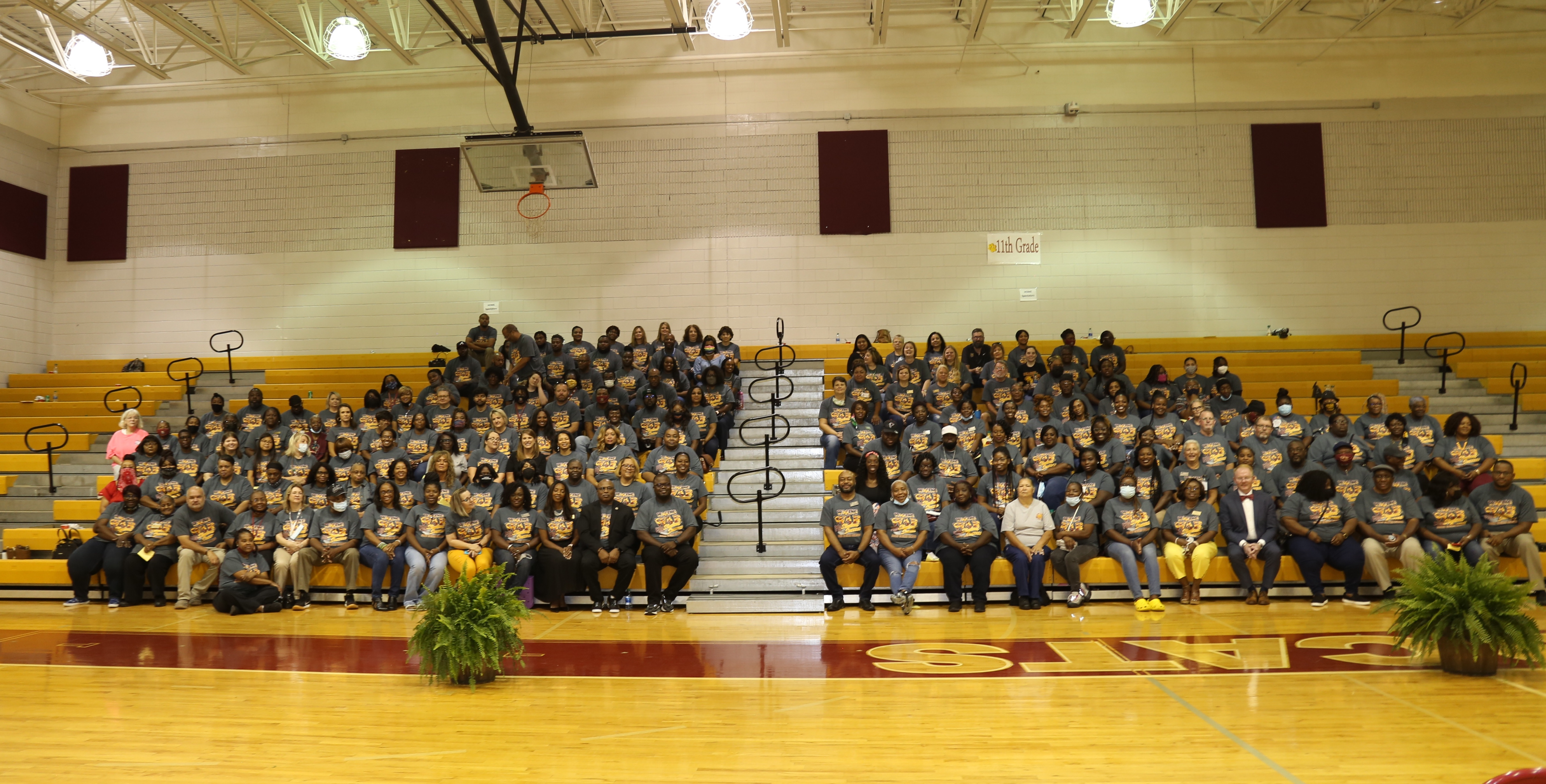 FY22 DCSS Faculty and Staff