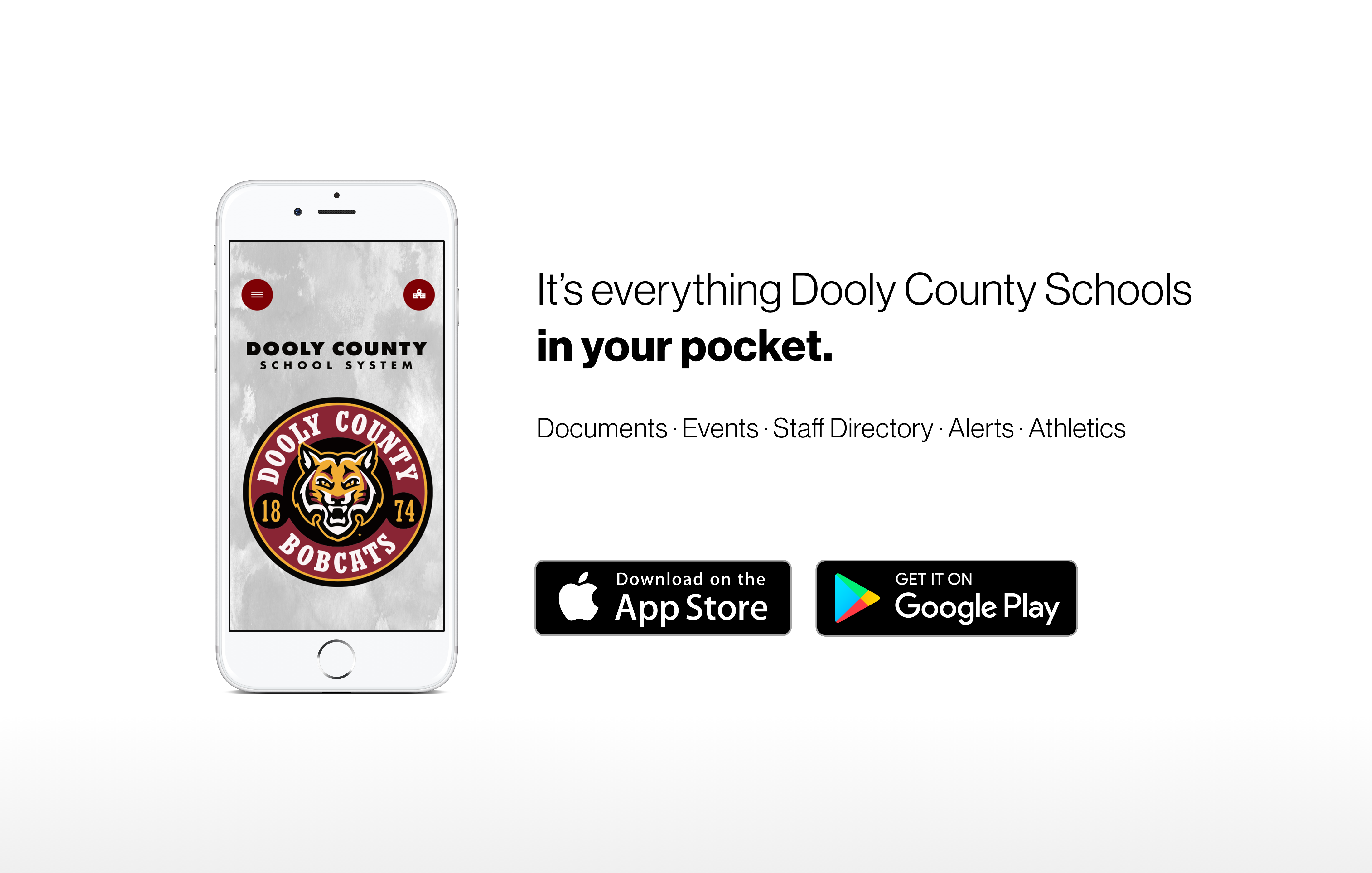 It's everything Dooly County Schools In your pocket