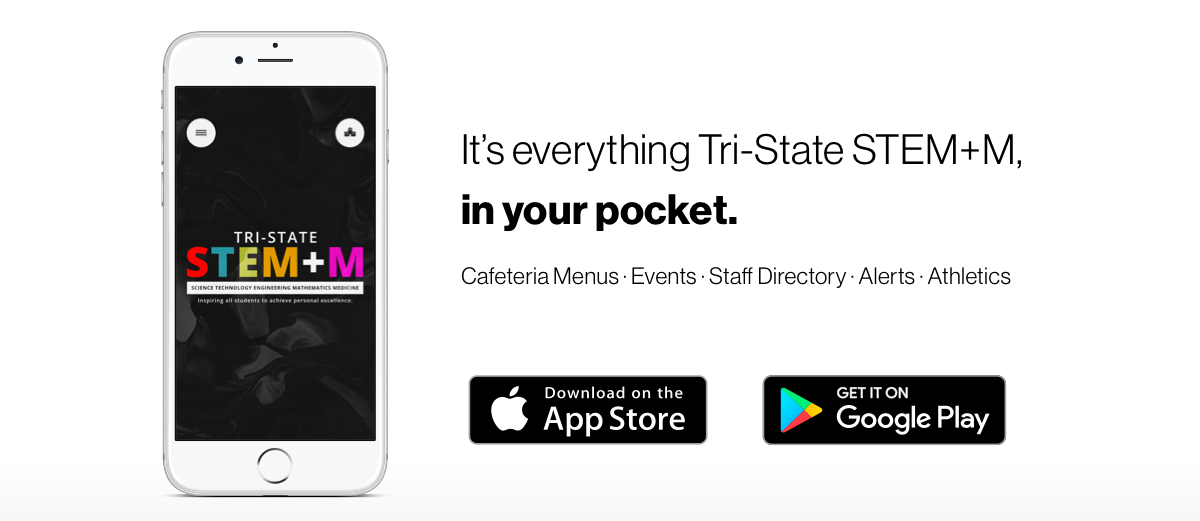 It's Everything Tri-State STEM+M, in your pocket