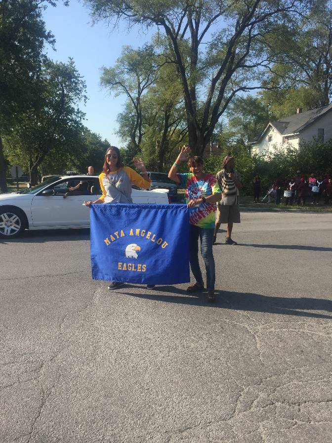 Back to School Parade 2017