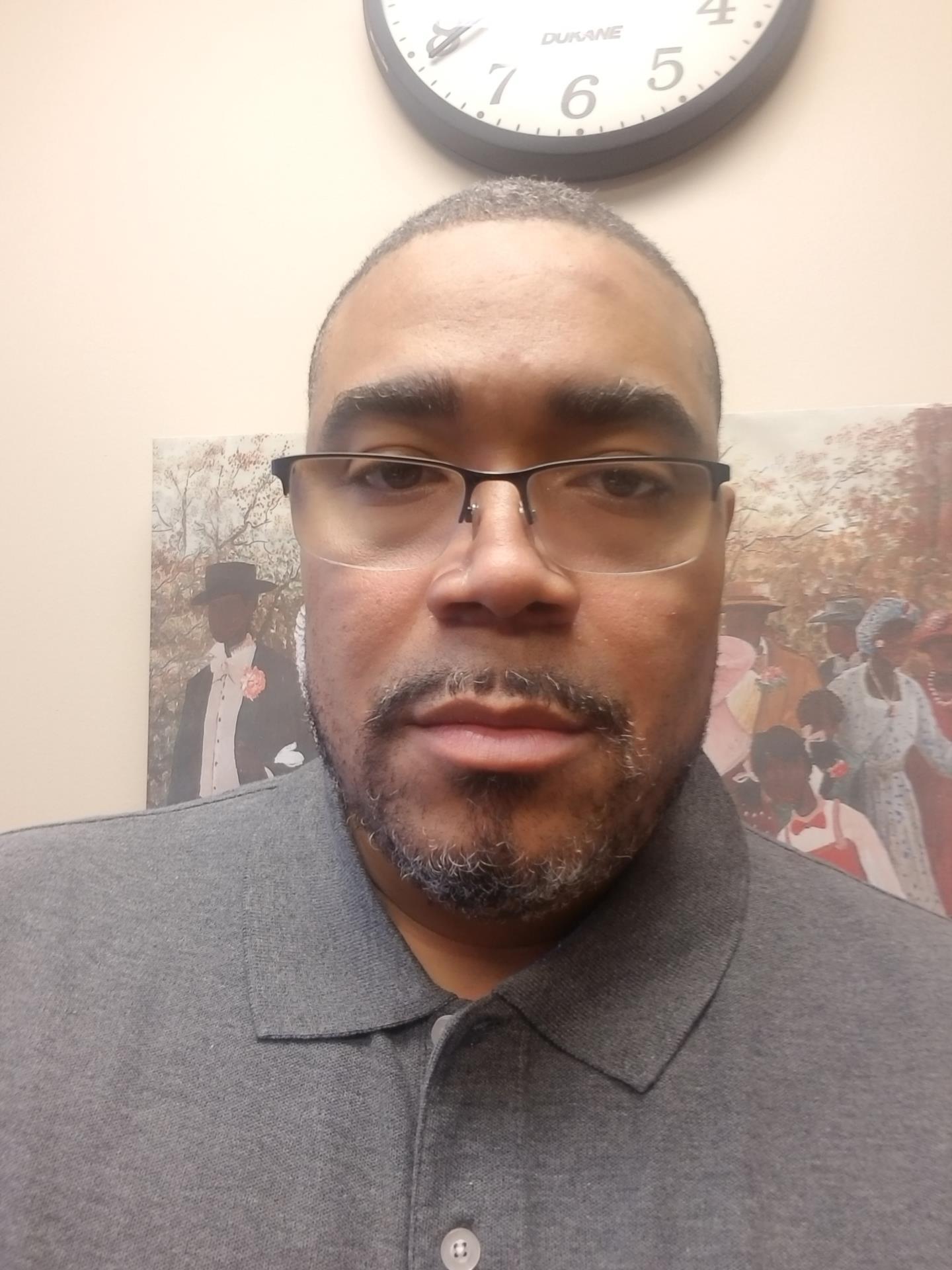 Mr. Anderson, Principal