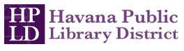 havana public library district logo