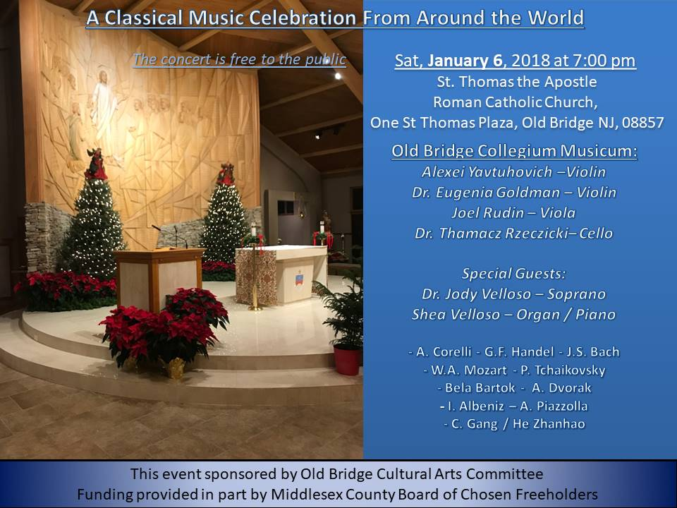 classical music celebration